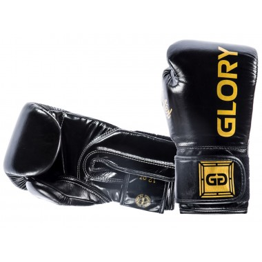 "RĘKAWICE BOKSERSKIE FAIRTEX BGVG1 (black) ""GLORY"""