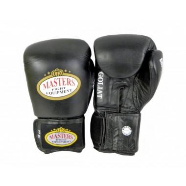 Rękawice bokserskie skórzane GOLIAT MASTERS