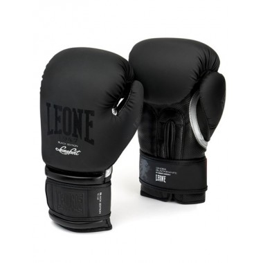 Rękawice bokserskie BLACK&WHITE - Leone1947