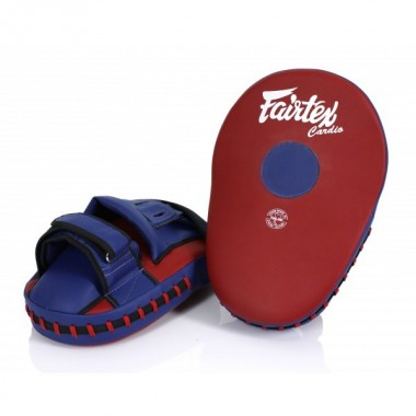 TARCZE BOKSERSKIE FAIRTEX FMV13 [red/blue]
