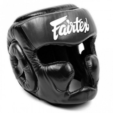 KASK BOKSERSKI FAIRTEX HG13 [black]