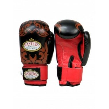 Rękawice bokserskie MASTERS RPU-2K
