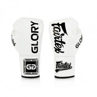 Fairtex Rękawice Bokserskie BGLG1 Białe
