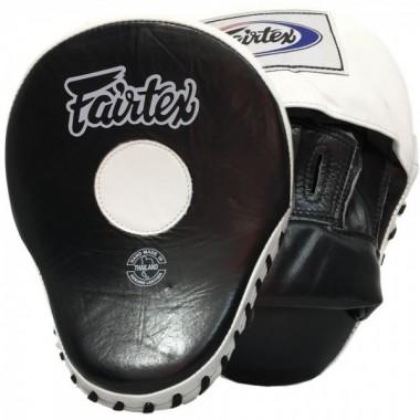 Fairtex Tarcze Bokserskie FMV9 Czarne/Białe