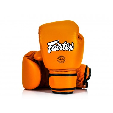 RĘKAWICE BOKSERSKIE FAIRTEX BGV16 (orange)
