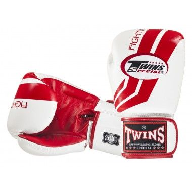 """TWINS SPECIAL FBGV-43 (white/red pattern) """"FIGHTING SPIRIT"""""""