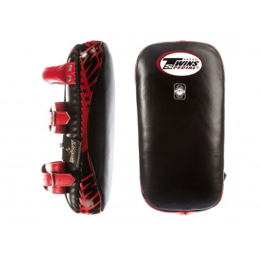 "TARCZE TAJSKIE ""PAO"" TWINS ​SPECIAL KPL-1 black/red_side ""​CLASSIC"" (klamra)"