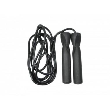 Skakanka nylonowa MASTERS - SBN 270cm czarna