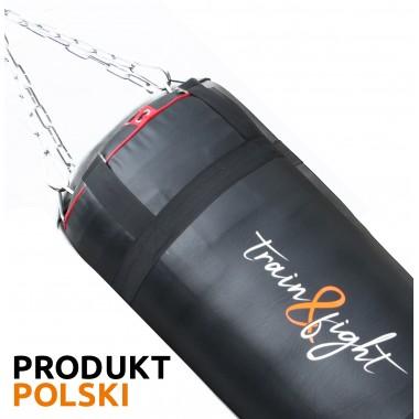 Worek bokserski 110 cm - 26 kg Pełny Progres Sport
