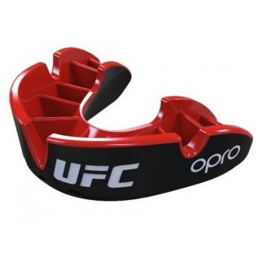 Opro Ochraniacz na Zęby UFC Silver Czarny