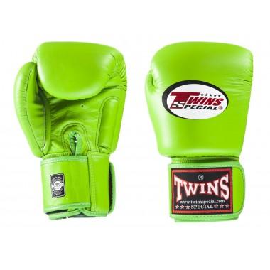 RĘKAWICE BOKSERSKIE TWINS SPECIAL BGVL-3 (green)