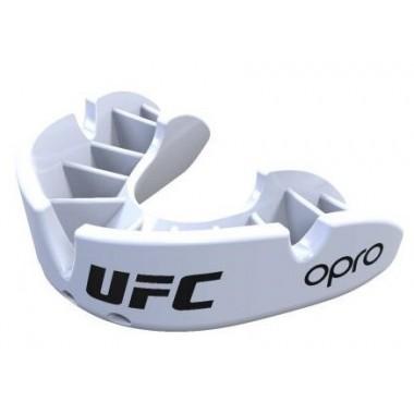 Opro Ochraniacz na Zęby UFC Bronze Biały