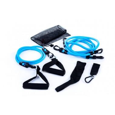 DBX Bushido Zestaw gum treningowych do treningu siłowego TX01