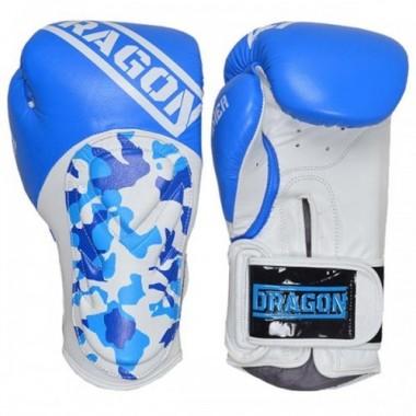 Dragon Rękawice bokserskie HAMMER 200745 niebieskie