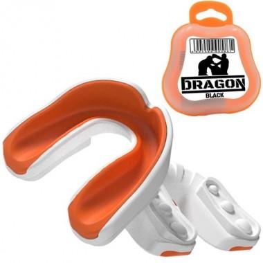 Dragon Ochraniacz na Szczękę Górną GEL 201196N pomarańczowy